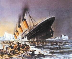 Titanic Trust Sinks! 247 feared dead!